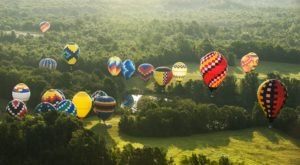 This Magical Hot Air Balloon Glow In Texas Will Light Up Your Summer