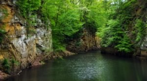 The Deep Green Gorge In Ohio That Feels Like Something Straight Out Of A Fairy Tale