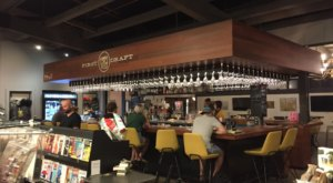 You Can Sip Wine While You Read At This One-Of-A-Kind Bookstore Bar In Arizona
