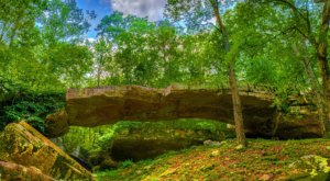 The Underrated Natural Wonder Every Arkansan Should See At Least Once