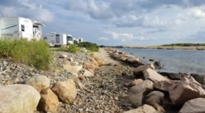 7 Amazing Campgrounds In Rhode Island Where You Can Spend The Night For $35 Bucks And Under