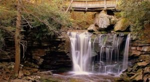 This Waterfall Park And Cabins In West Virginia Are An Enchanting Summer Sanctuary