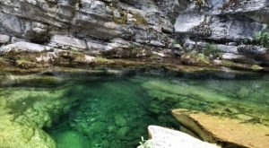 Montana's Most Refreshing Hike Will Lead You Straight To A Beautiful Swimming Hole