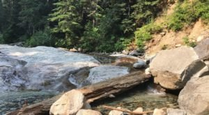 Washington's Most Refreshing Hike Will Lead You Straight To A Beautiful Swimming Hole