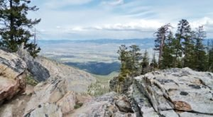 The Magnificent Bridge Trail In Montana That Will Lead You To A Hidden Overlook