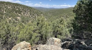The Beautiful Trail In New Mexico That Will Have You Feeling Miles Away From It All