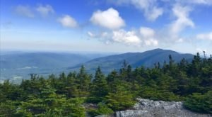 A Hike To This Vermont Overlook Is The Best Way To Get Your Head In The Clouds