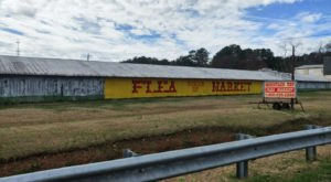 The Charming Out Of The Way Flea Market In Alabama You Won't Soon Forget