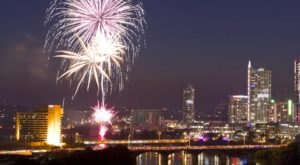 You Can Watch Fireworks From The Lake On This Fourth Of July Kayak Float Trip In Texas