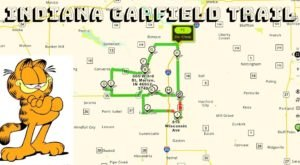 The Garfield Trail In Indiana Everyone Needs To Take At Least Once
