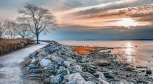 8 Connecticut Beach Hikes That Will Change The Way You See The Shore