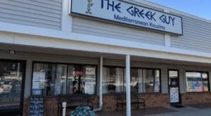 The Greek Diner In Connecticut Where You'll Find All Sorts Of Authentic Eats