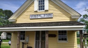The Maryland General Store Turned Museum That Holds A Fascinating Past