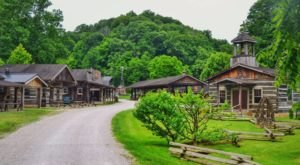 This Log Cabin Village In West Virginia Is Ideal For An Incredible Day Trip