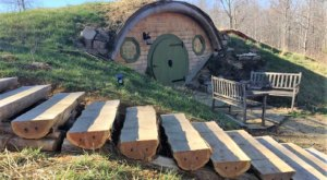Few People Know About This Hobbit House You Can Stay In Just Outside Of Nashville