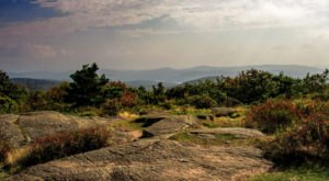 This Beautiful And Scenic Trail In New Hampshire Is Perfect For Beginners
