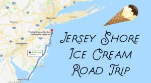 This Mouthwatering Jersey Shore Ice Cream Trail Is All You've Ever Dreamed Of And More