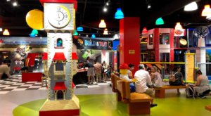 The Massive LEGO Playground In Texas That Few People Know About