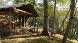 These Riverside Cabins Are Perfect For The Nature Loving Arkansan