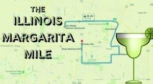 Drink Your Way Through Illinois On The Margarita Mile