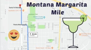 Drink Your Way Through Montana On The Margarita Mile