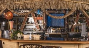 Sink Your Toes In The Sand At This One-Of-A-Kind Tiki Bar In Nebraska