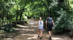 Enjoy Miles And Miles Of Trails In This Beautiful Wilderness Area In Oklahoma