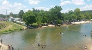 This Clear Water Creek In Oklahoma Is Full Of Summer Fun And You'll Want To Visit