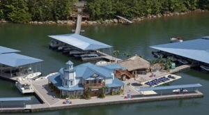 The Lakeside Tiki Bar In Georgia That Provides An Endless Summer Experience