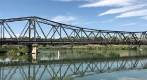 This 100-Year-Old Bridge Is An Idaho Marvel And An Unexpectedly Awesome Day Trip Destination
