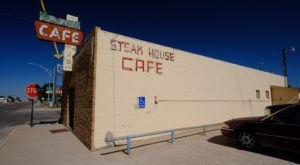 You Won't Regret Taking The Drive Out To This Humble Small Town Cafe In New Mexico