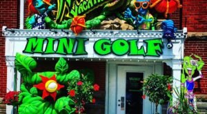 This Alien-Themed Golf Course In Ohio Is Out-Of-This-World Fun