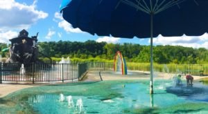 Your Kids Will Have A Blast At This Waterfront Park In Ohio That's Also A Farm
