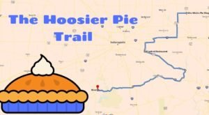 This Hoosier Pie Trail Through Indiana Is A Local Legend