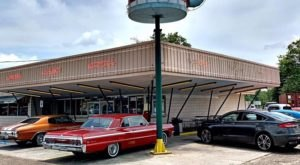 The Burgers And Shakes From This Middle-Of-Nowhere Drive-In Are Worth The Trip From New Orleans