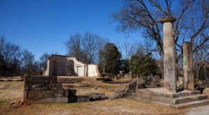 These 8 Remarkable Ruins Best Define Alabama's Past