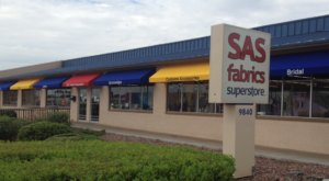 The Massive Fabric Warehouse In Arizona, SAS Fabrics Superstore, Is A Crafter's Dream Come True