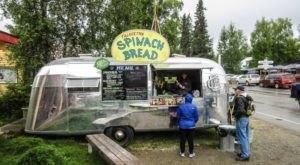 The Best Bread In Alaska Is Served Out Of An Unassuming Airstream