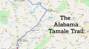 Spice Up Your Life With This Mouthwatering Tamale Trail In Alabama