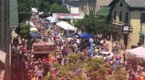 Celebrate All Things Strawberry At Wisconsin's Sweetest Festival