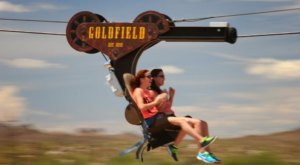 The One Of A Kind Zip Line Roller Coaster You'll Want To Ride In Arizona