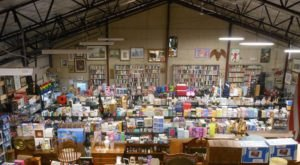 You Could Spend All Day At This Awesome Flea Market In Connecticut