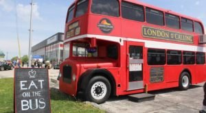 You Can Have An Authentic British Meal On This Double Decker Bus In Missouri