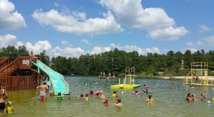 This Natural Water Park In South Carolina Is The Most Fun You've Had In Ages