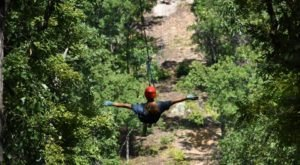 The Longest Zipline Course In Missouri Will Leave You Breathless