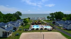 Make Your Summer Complete With A Stay At This Beautiful Beachfront Lodge In Ohio