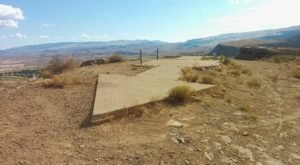 Most People Don't Know The Story Behind These Massive Concrete Arrows In Nevada