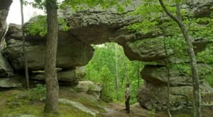 This 4-Mile Hike In Arkansas's Petit Jean State Park Takes You Through An Enchanting Forest