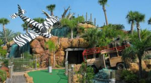 This Congo River Themed Mini Golf Course In Illinois Is Insanely Fun