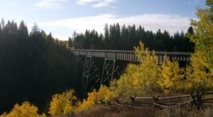 The One-Of-A-Kind Trail In Idaho With 5 Bridges And Trestles Is Quite The Hike